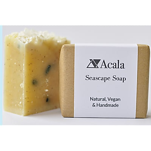 Acala Grapefruit, Seakelp and Seasalt Scrub Soap