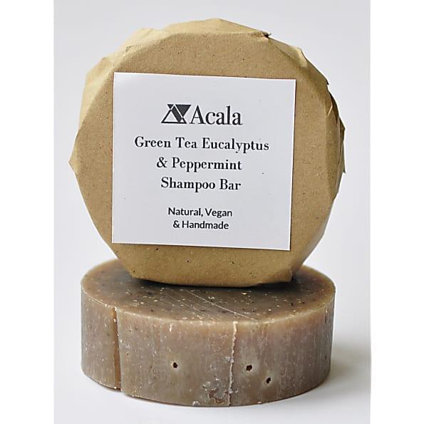 Acala Green Tea, Peppermint and Eucalyptus Shampoo Bar