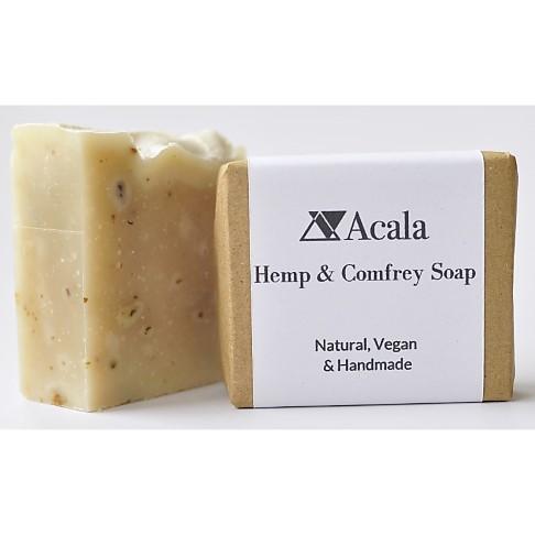 Acala Hemp and Comfrey Soap