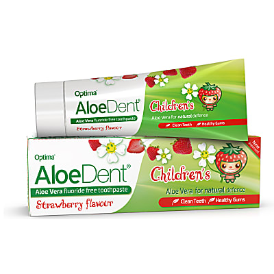 AloeDent Children's Toothpaste