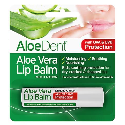 AloeDent Lip Balm