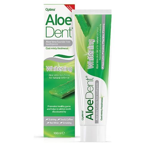 AloeDent Whitening Toothpaste