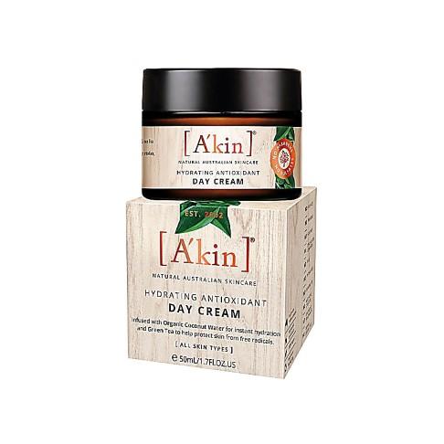 A'kin Hydrating Antioxidant Day Cream