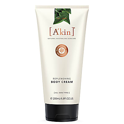 A'kin Replenishing Body Cream