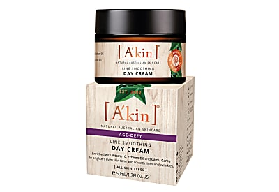 A'kin Age Defy Line Smoothing Day Cream