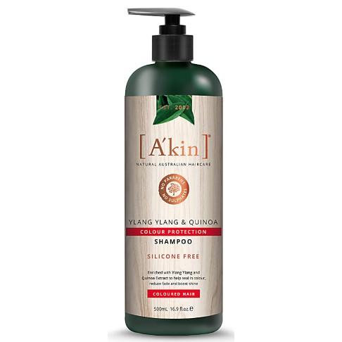 A'kin Colour Protection Ylang Ylang & Quinoa Shampoo 500ml