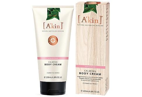 A'kin Calming Body Cream