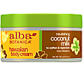 Alba Botanica Hawaiian Coconut Milk Body Cream