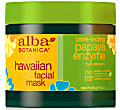 Alba Botanica Hawaiian Papaya Enzyme Facial Mask