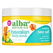 Alba Botanica Hawaiian Sea Salt Body Scrub