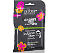 Alba Botanica Volcanic Clay Detoxifying Sheet Mask
