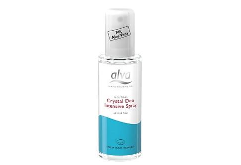 Alva Crystal Deo Intensive Pump Spray