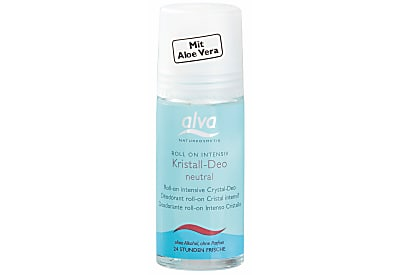 Alva Crystal Deo Intensive Roll-On
