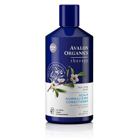 Avalon Organics Tea Tree Mint Therapy Scalp Normalising Conditioner