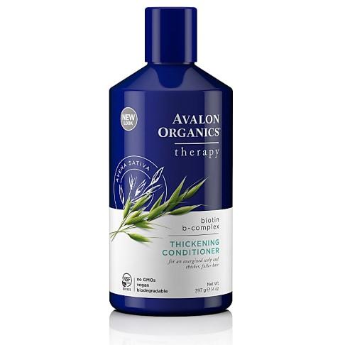 Avalon Organics Therapy Biotin B-Complex Thickening Conditioner