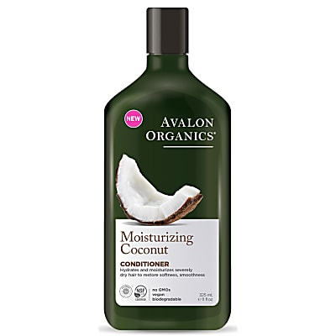 Avalon Organics Moisturizing Coconut Conditioner