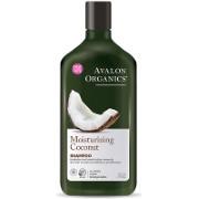Avalon Organics Moisturizing Coconut Shampoo