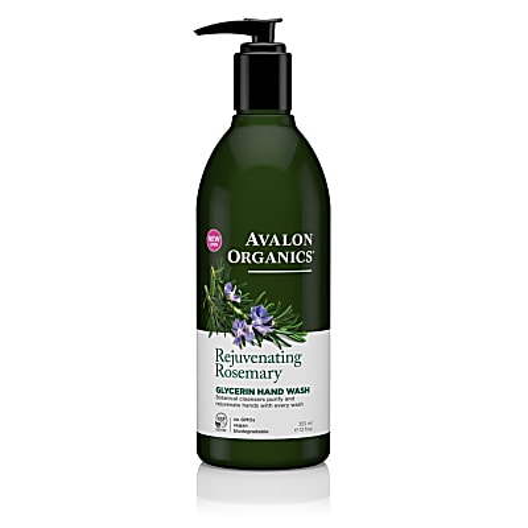 Avalon Organics Glycerin Hand Soap - Rejuvenating Rosemary