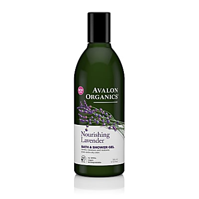 Avalon Organics Bath and Shower Gel - Nourishing Lavender