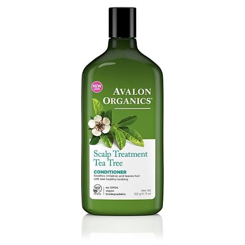 Avalon Organics Tea Tree Scalp Treatment Conditioner