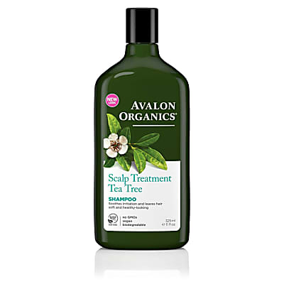 Avalon Organics Tea Tree Scalp Treatment Shampoo