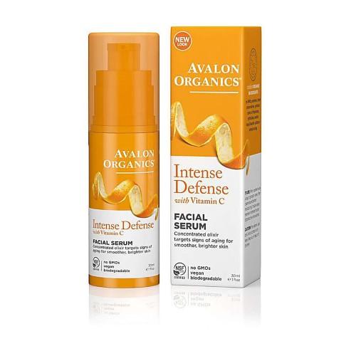 Avalon Organics Intense Defence Facial Serum