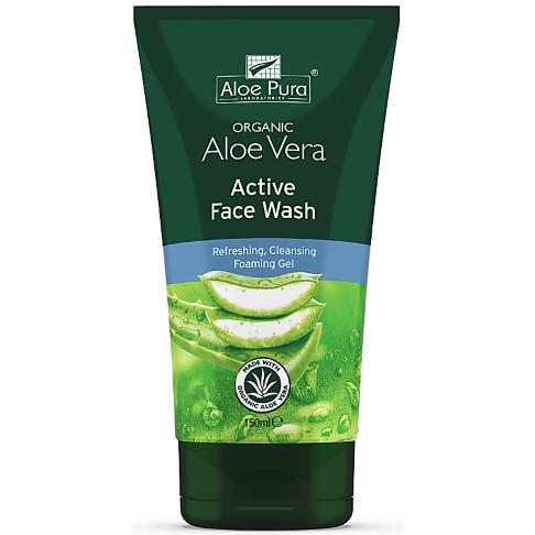 Aloe Pura Aloe Vera Face Wash