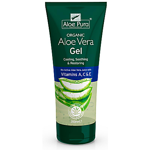 Aloe Pura Aloe Vera Gel with Antioxidant Vitamins A, C & E