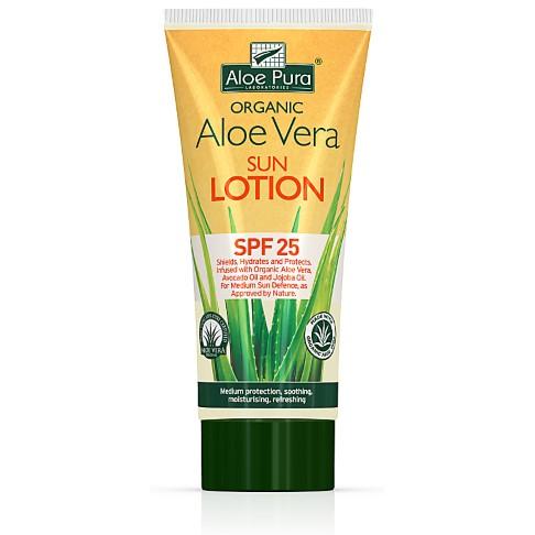 Aloe Pura Aloe Vera Sun Lotion SPF25