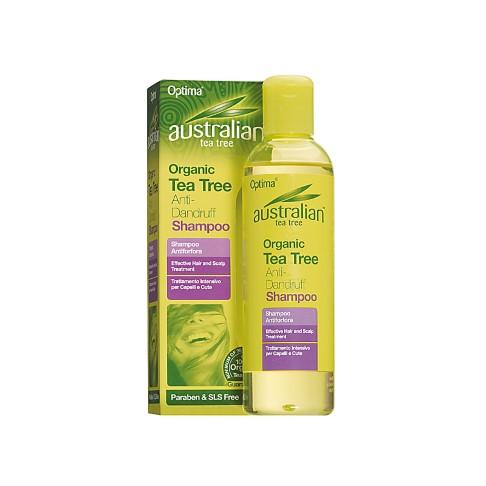 Australian Tea Tree Anti-Dandruff Shampoo
