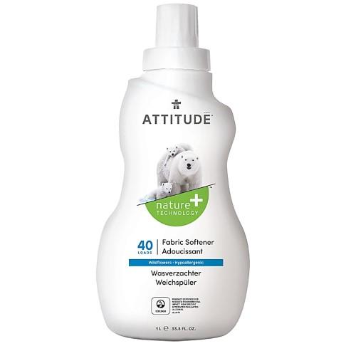 Attitude Fabric Softener Wild Flowers - 40 Loads