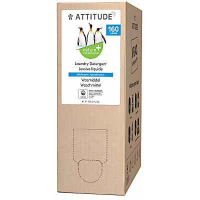 Attitude Laundry Detergent Wildflowers - 160 washes