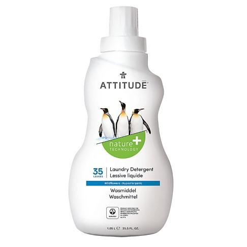 Attitude Laundry Detergent Wildflowers - 35 washes