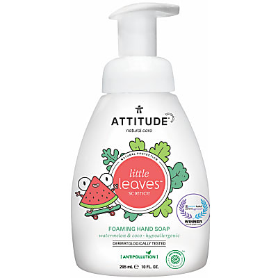 Attitude Little Leaves Foaming Hand Soap - Watermelon & Coco