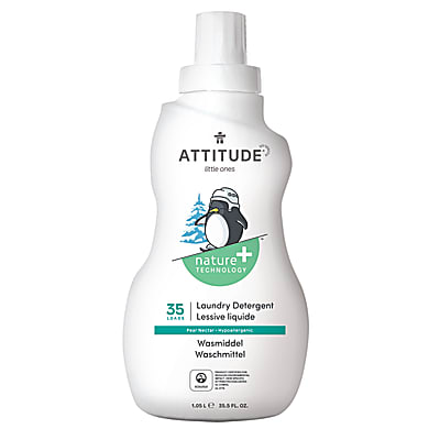 Attitude Little Ones Baby Laundry Detergent - Pear Nectar (35 washes)