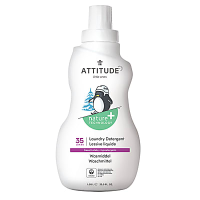 Attitude Little Ones Baby Laundry Detergent - Sweet Lullaby (35 washes)