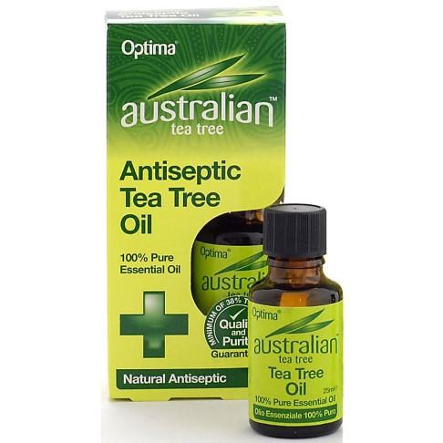 Australian Tea Tree Essential Oil 25ml