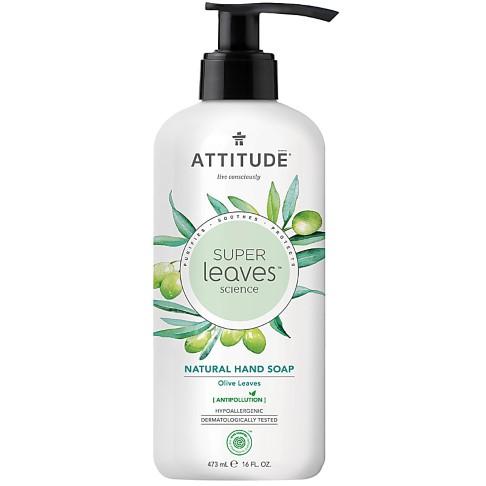 Attitude Super Leaves Natural Hand Soap - Olive Leaves