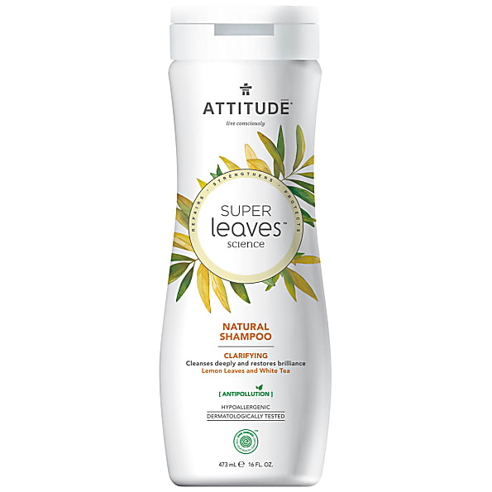 Attitude Super Leaves Natural Shampoo - Clarifying