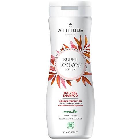 Attitude Super Leaves Natural Shampoo - Colour Protection