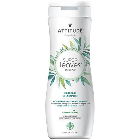 Attitude Super Leaves Natural Shampoo - Nourishing & Strengthening