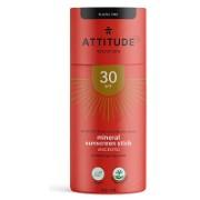 Attitude Sunscreen Stick - SPF 30 - fragrance free