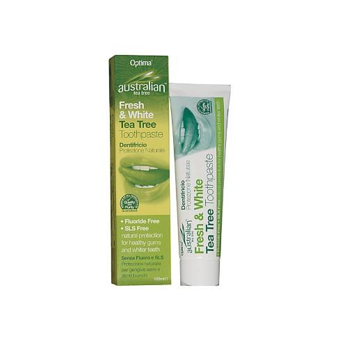 Australian Tea Tree Fresh & White Toothpaste