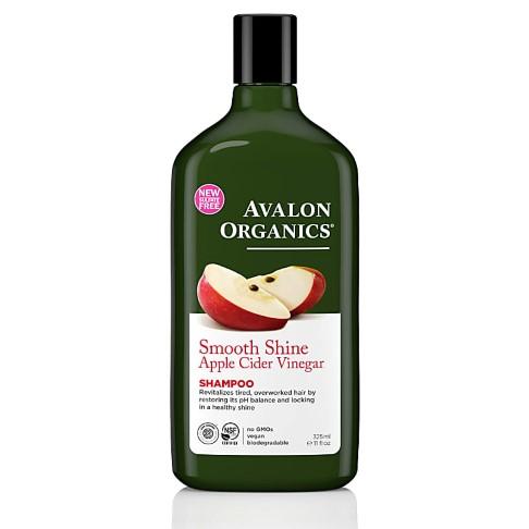 Avalon Organics Apple Cider Vinegar Shampoo