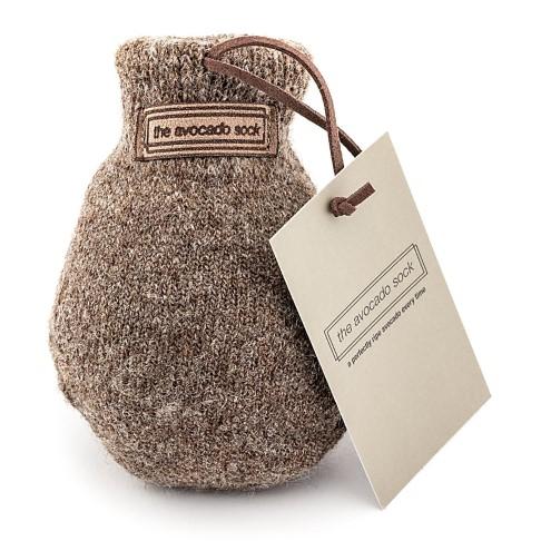 The Avocado Sock - Nutmeg