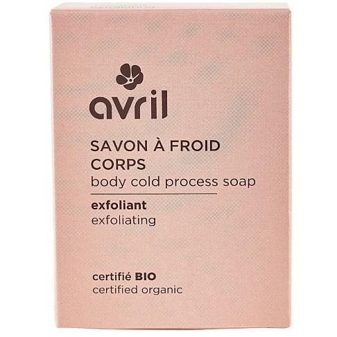 Avril Body Cold Process Soap - Exfoliating 100g