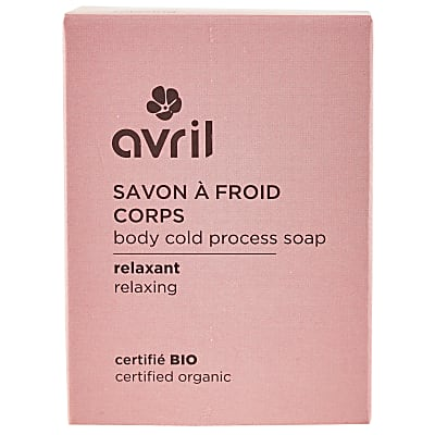 Avril Body Cold Process Soap - Relaxing 100g