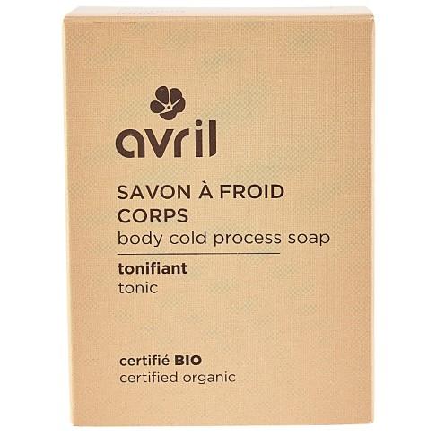 Avril Body Cold Process Soap - Tonic 100g