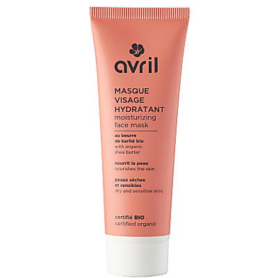 Avril Moisturising face mask - dry & sensitive skin