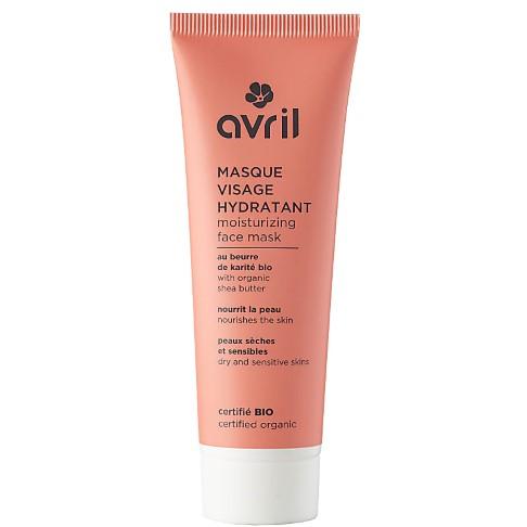 Avril Moisturising face mask - dry & sensitive skin